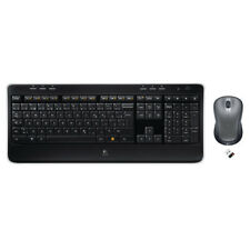Logitech Wireless Combo MK520 Keyboard and Mouse Set - HEBREW LAYOUT