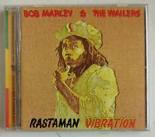 Bob Marley & The Wailers Rastman Vibration CD Alemania 2001 Remasterizado