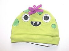 NWT NEW Halloween Costume Monster Hat Infant 0-6 mo