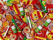 Mexican Candy Mix Box (175 Pieces of Mexican Candy) Duvalin Pelon Mazapan Obleas