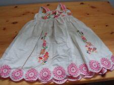 Girls summer dress age 5-6 M&S