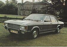 Ford Granada Brochure / Specs Sheet - 1972
