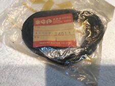 SUZUKI GT550 72-73 J/K NOS AIR FILTER / AIR BOX RUBBER SEAL PT NO 13787-34011