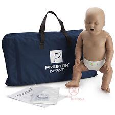 Prestan Infant Dark Skin Manikin Single With CPR Monitor