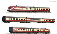 """Roco H0 71934 Dieseltriebzug BR 601 der DB 7-teilig """"Neuheit 2020"""" - NEU + OVP"""