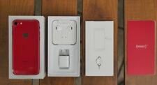 APPLE IPHONE 7 256GB ORIGINAL Libre RoJo - Con la Caja y Todos los Accesorios