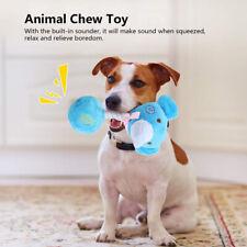 Pet Chew Toys Aggressive Chewer Tough Squeaky Dog Toys Durable Plush Toys