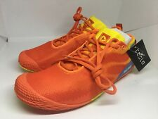 Tesla Bare Trek Trail Running Minimalist -BK30 Shoe Men's 9.5 EUR 43 Orange NWT