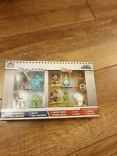 DISNEY PIXAR NANO METALFIGS 10 FIGURES TOY STORY MICKEY MOUSE KERMIT ETC BNIB