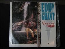 """Eddy Grant. Romancing The Stone. 45 rpm 12"""" Record EP. 1984. Australia"""