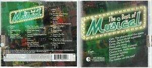 @CD The Best of Musical Virgin Music 2004