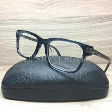 Salvatore Ferragamo SF 2758 Eyeglasses Crystal Blue Havana 410 Authentic 53mm