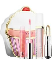 WINKY LUX Cupcake Lip Trio Kit Lip Pill & 2 Glosses in Cupcake Bag New with Tag