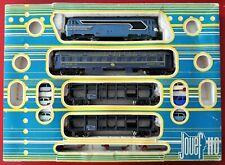 Jouef HO 7640 confezione originale loco BB67001 Provence Cote d'Azur 1960 - 1969