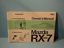 s l225 rx7 owners manual ebay 82 rx7 wiring diagram at bayanpartner.co