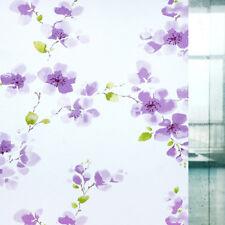 Thickened Glass Sticker Privacy Shower Door Window Cover Self  Anti-heat Film