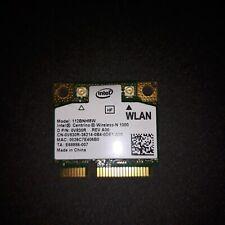 New listing Intel Centrino Wireless-N 1000 802.11 b/g/n 112Bnhmw Half Mini Pci-E Wifi Card
