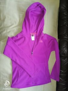 The North face Girls Fleece M Size (10/12yrs)