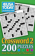 USA TODAY Crossword 2: 200 Puzzles from The Nations No. 1 Newspaper (USA Today P