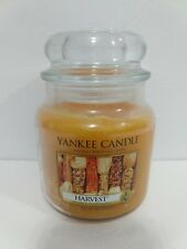 Yankee Candle 14.5 Oz Harvest RARE DISCONTINUED Scent Fall Spring Winter Summer