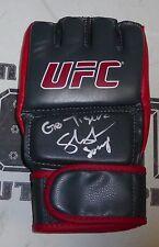 Shawn Jordan Signed UFC Glove PSA/DNA COA Autograph LSU Tigers Football 182 161