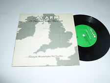 "THE ALARM & THE MORRISTON ORPHEUS MALE VOICE CHOIR - A New South Wales 7"" Single"