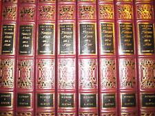 Easton Press ARABIAN THOUSAND NIGHTS & A NIGHT BURTON  17 Volume Leather Set