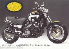 Postkarte Yamaha Vmax Limited Edition by Motokram 1999 post card Motorrad Japan