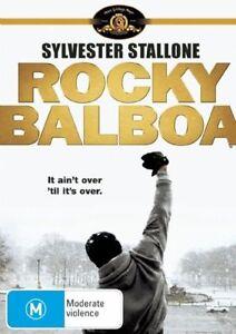 Sylvester Stallone ROCKY BALBOA (DVD, 2007) - LIKE NEW!!!