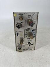 Rare Dumont Td 1086u Dual Time Base Plug In