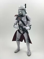 "Custom Star Wars Black Series 6"" Commander Bacara figure jedi sith clone trooper"