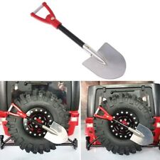 Rock Crawler Metal Shovel for RC 1/10 Axial SCX10 D90 D110 CC01 RC4wd C170A