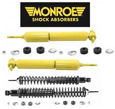 Ford F-150 RWD 1997-2003 Front and Rear Shock Absorbers KIT Monroe 58628 34655