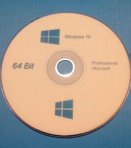 Windows 10 pro 64bitDVD full version + activation key
