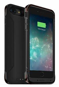 Mophie iPhone 8 PLUS / 7 PLUS Juice Pack Flex Cover Case - Black