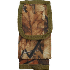 Every Day Carry Tactical Seatbelt Strap Holster Pouch - Oak Wood Camo