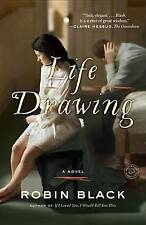 Life Drawing: A Novel-ExLibrary