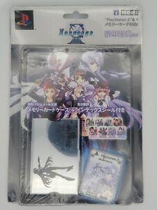 Playstation 2 PS2 Xenosaga III Memory Card HORI