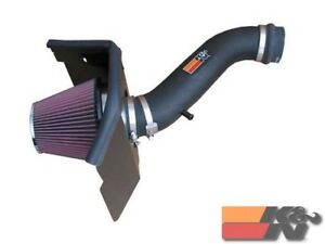 K&N Air Intake System For FIPK JEEP GRAND CHEROKEE, V6-3.7L 05-10 57-1545