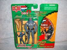 COBRA COMMANDER GI Joe vs Spy Troops Mission Disc #3  Instant Play PC Game New