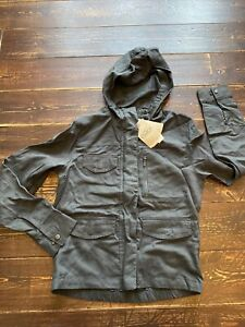 Womens Nike 6.0 cotton hoody hooded jacket coat Size Small UK 10 New rare skate