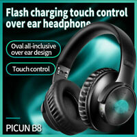 Wireless bluetooth Headphones Foldable Stereo Earphones Super Bass Headset Mi
