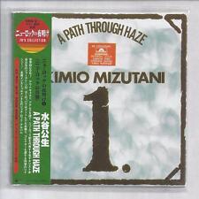 KIMIO MIZUTANI A Path Through Haze JAPAN mini lp cd Japrocksampler psych