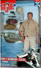 "G.I.Joe John F. Kennedy As PT-109 Boat Commander 12"" Action Figure (NIB)"