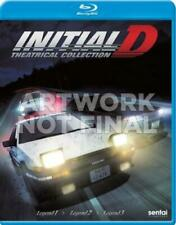Initial D Legend: Theatrical Collection (DVD,2019)