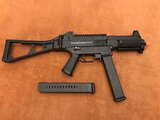 New listing HK LICENSED AIRSOFT UMP 45 FULL METAL GEARBOX AEG CQB SUBMACHINE GUN