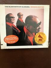 Higher Ground by The Blind Boys of Alabama 12 Song CD, Aug-2002, RealWorld• NEW