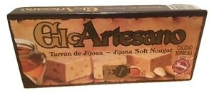 El Artesano Turron de Jijona (Soft) - 250G