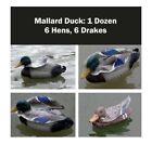 Fatal Flasher Wings for Duck Decoys - 1 Dozen Mallard