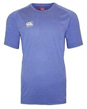 LARGE Mens CANTERBURY Superlight Poly Training T Shirt Top Running Gym  10
